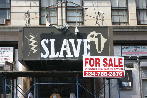 Bed-Stuy's Slave Theater