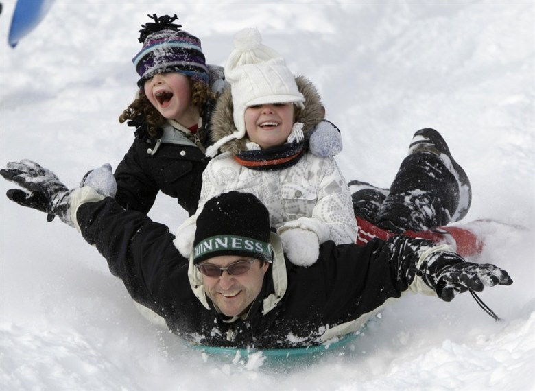 """Prospect Park this weekend for a day of free """"Snow Play"""""""