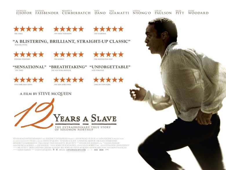 !2 Years A Slave Movie Poster