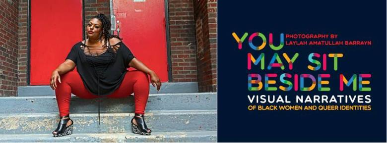 """""""You May Sit Beside Me: Visual Narratives of Black Women and Queer Identities"""" opening Sunday at the Skylight Gallery"""