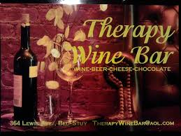 The Therapy Wine Bar is having a MIx & Mingle tomorrow night