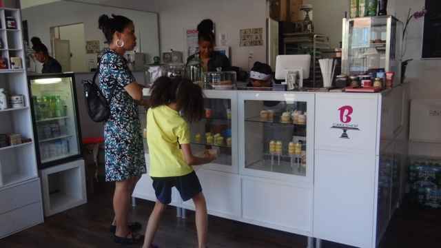BCakeShop, located at 740 Bergen St in Crown Heights, opens