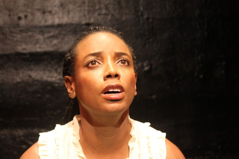 """Writer and actor Ingrid Griffith in """"Demerara Gold"""""""