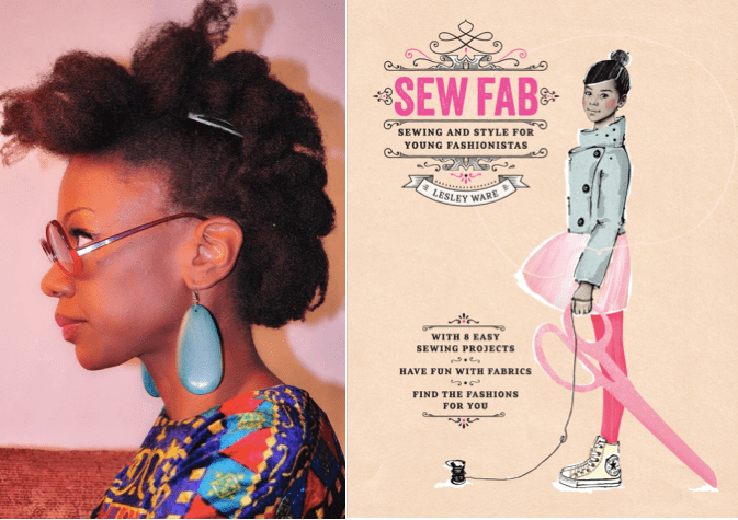 Sew Fab, Lesley Ware