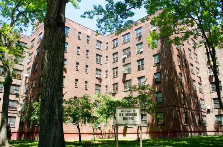 Stringer NYCHA Audit Finds Apartments Vacant For Over A Decade