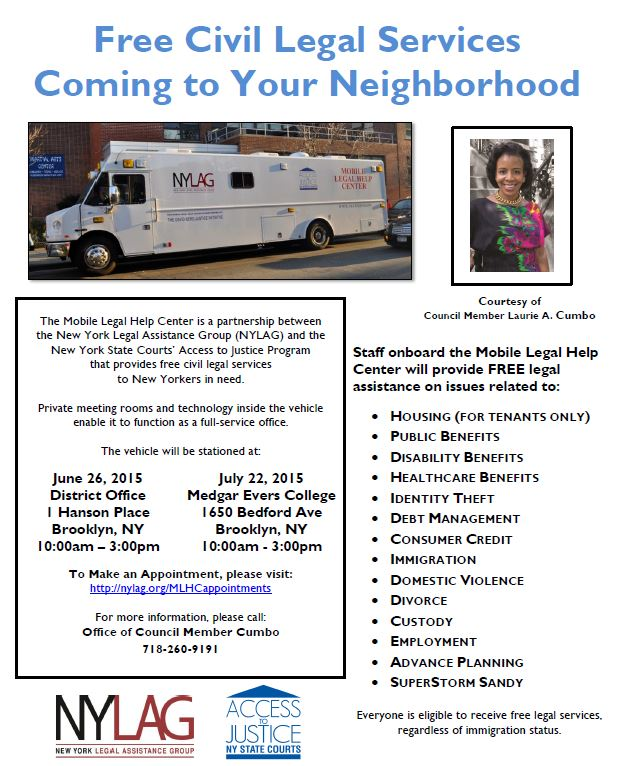 Mobile Legal Clinic