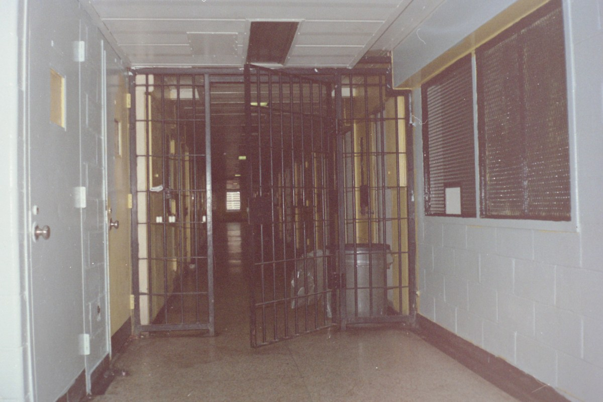 solitary confinement, Behind These Prison Walls, Lorenzo Steele Jr
