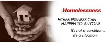 Homelessness is a situation, not a condition.