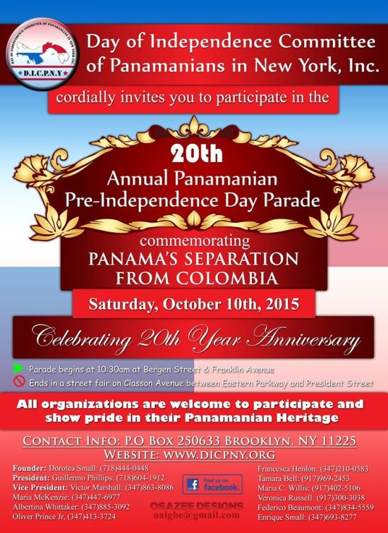 Parade Around Brooklyn This Weekend