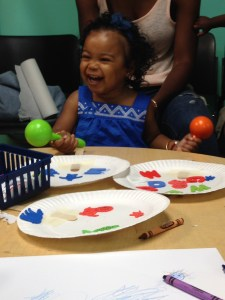 Child-Directed, Parent-Supported Play