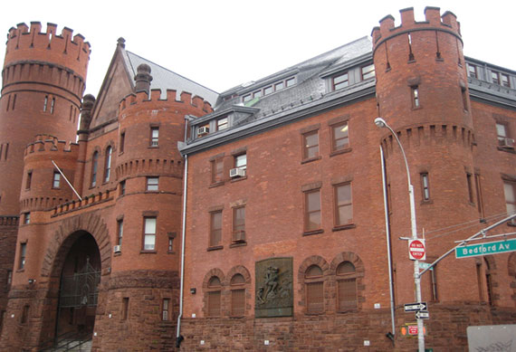The Bedford Armory