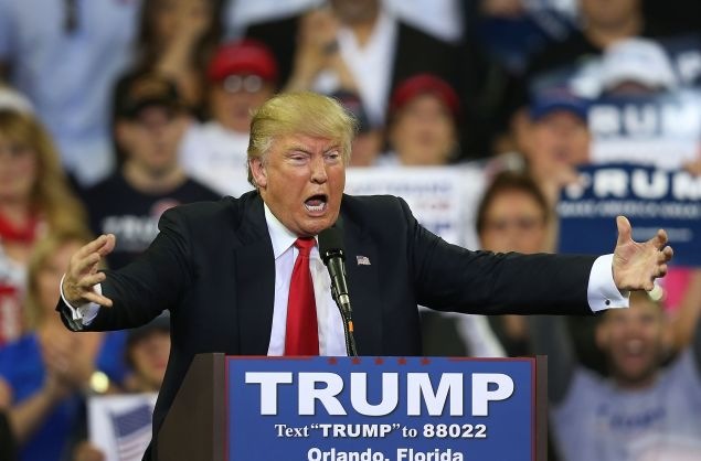 The Brooklyn Republican Party Just Backed Donald Trump