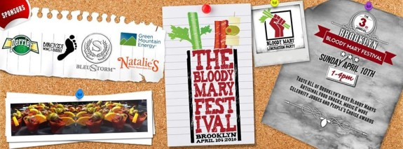 It's A Festival For Everything...Including Bloody Marys