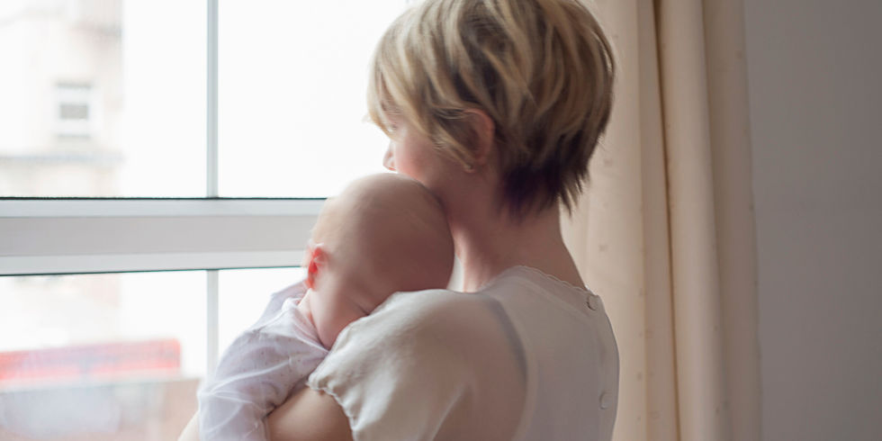 Postnatal depression: it doesn't just happen to new mums