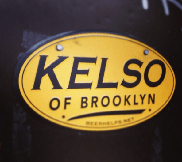 Kelso Beer, clinton hill, brooklyn business, gentrification