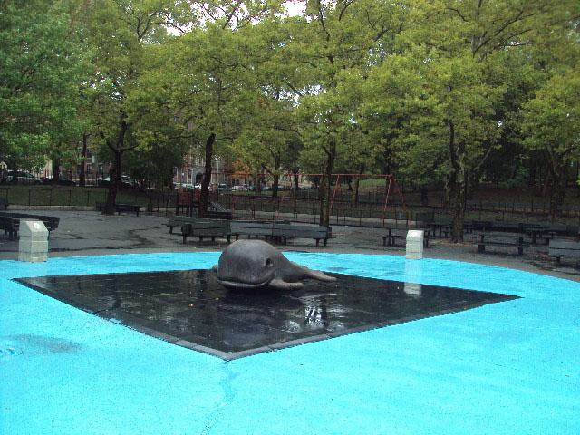 Lincoln Terrace Park, renovations, crown heights
