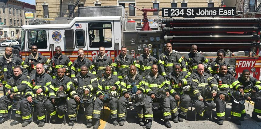 FDNY, Crown Heights, Racial discrimination, Vulcan, FIrefighters