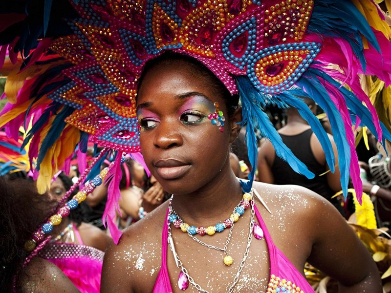 J'Ouvert, West Indian, Parade, Festival, Party, Brooklyn, NYPD, Mayor de Blasio, Safe, Safety, Brooklyn Museum