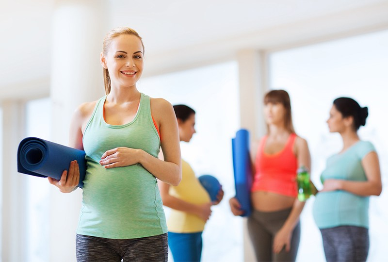 Why Women Should Exercise During Pregnancy