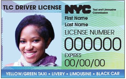 New, combined TLC license