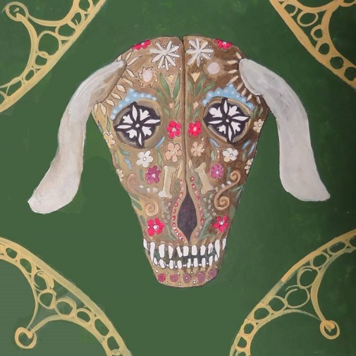 Harriet Faith, Creativity, Art, Illustration, Pay Attention To Your Dreams, Quotes, Inspiration, Motivation, Dreams, Hand Lettering, Drawing, Painting, Sugar Skulls, Dog, Halloween, Celebration, October, Gifts, Drawing Workshop, On-Site Sketching, Learn To Draw, Spooky Cemeteries