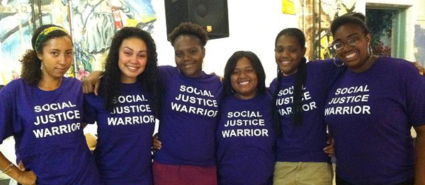 """Sadie Nash Leadership Project will receive a $35,000 """"Invest in Youth"""" grant from Brooklyn Community Foundation"""