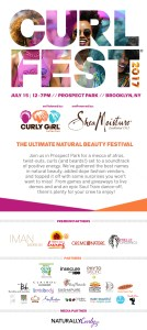Curly Girl Collective, Curlfest, BK Reader, natural beauty, women of color, men of color, African hair, African culture, African heritage