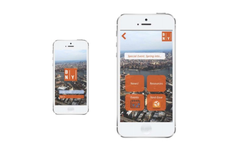 ride-sharing app, BK Reader, Pratt Institute, DO School, Innovative NYC, ride-sharing, environmental friendly, DO School Community Mobility Challenge, Yard-Ease, The Consortium for Research and Robotics, sustainable commuting, Brooklyn Navy Yard,
