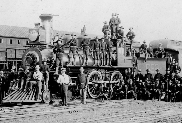 Labor Day, BK Reader, unions, Pullman Strike, rallies, equal pay, fair wages, strikes, boycotts, American Railroad Union, Pullman Palace Car Company, Labor Day history, labor movement, federal holiday, end of summer, Industrial Revolution,