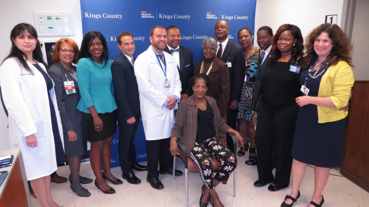 heart health, BK Reader Kings County Hospital, heart health center, heart failure, NYC Health + Hospitals/Kings County, cardiac specialists, psychologists, psychiatrists, nurse practitioners, nutritionists, pharmacists