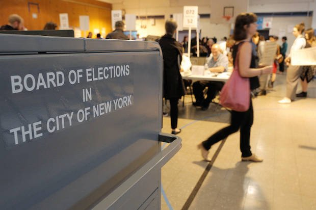 NYC Voter, Election 2017, BK Reader, Comptroller Scott Stringer, NYC Comptroller, poll sites, poll workers, polling sites, voter purge, ballot purge, affidavit ballot, voters with disability, Brooklyn voter purge, NYC Board of Elections, Board of Elections, NYC Election