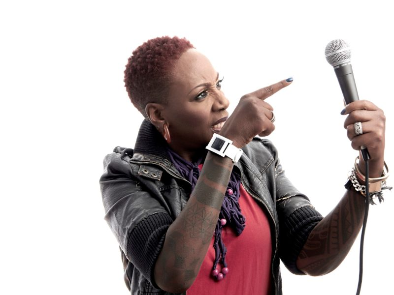 Gina Yashere, BK Reader, comedian, Brooklyn comedian, Brooklyn standup, British standup, Brexpert, Brooklyn transplant, comic, The Daily Show, comedy, Brooklyn comedy, British comedy, black comedian, black comedy,