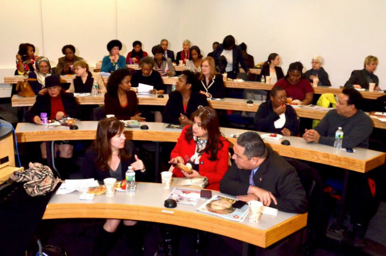 New York Women's Chamber of Commerce, NYWCC, BK Reader, M/WBEs, minority-owned businesses, small businesses, women-owned businesses, Brooklyn businesses, Brooklyn entrepreneurs, Brooklyn Public Library, M/WBE workshop