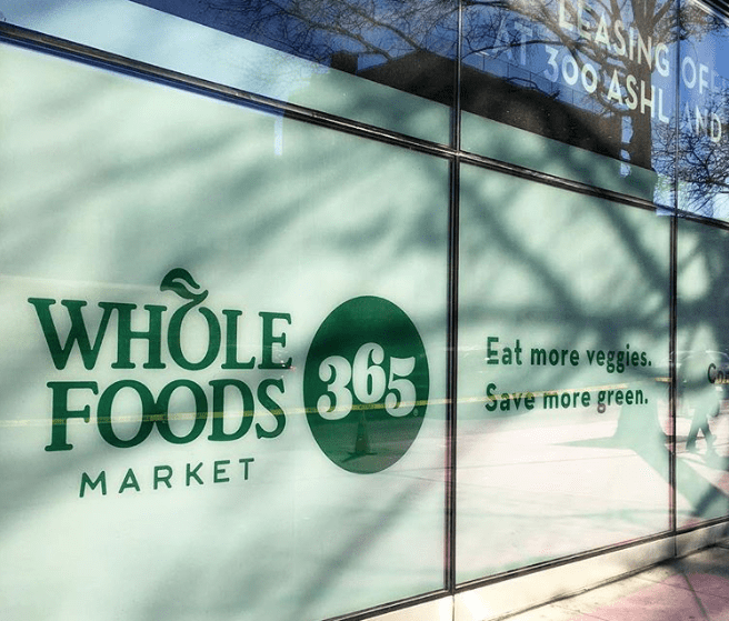 Whole Foods, BK Reader, Fort Greene, Whole Foods 365, Whole Foods Fort Greene, organic food market, sustainable food market, organic food Brooklyn, Threes Brewing, Other Half Brewing Company, POURiT Authority, Juice Press, Orwashers Bakery & Coffee Bar, Next Level Burger, 300 365 Everyday, Ashland, Apple store, Atlantic Terminal, the Barclays Center