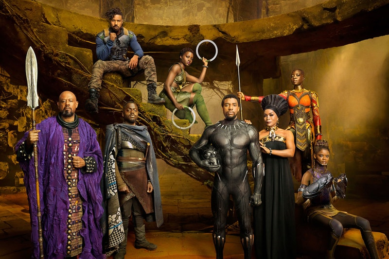 Linden Boulevard Multiplex Cinema, Black Panther, Black superhero, BK Reader, Chuck Creekmur, Code & Content Academy, East New York Middle School of Excellence, Prince T'Challa, Wakanda, East New York, coding, computer science, students of color, Marvel's Black Panther,
