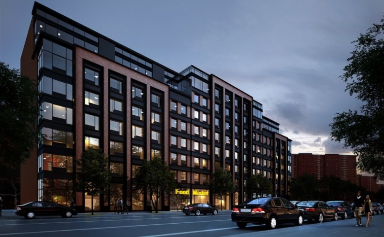 A housing lottery for 35 affordable units in Clinton Hill opened.