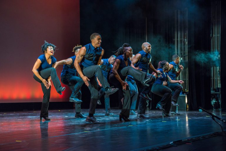 Step Afrika! returns to the Kumble Theatre on Saturday, April 28.