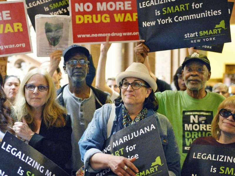 As support for marijuana legalization grows across the nation, New York City Comptroller Scott M. Stringer today released a new report on the financial and social impact of legalizing marijuana sales in New York.