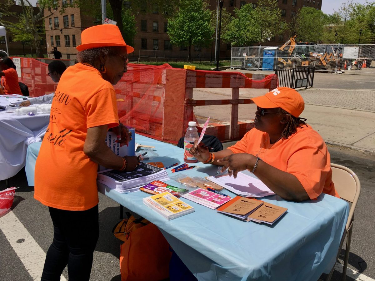 Healthy Start Brooklyn Community Action Network, Van Dyke Community Center, mental health awareness, healthy eating, nutrition and wellbeing, NYC Department of Health & Mental Hygiene, Brownsville Community Culinary Center, Farrah Bruno, BK Reader, Shiloh Frederick, Wellness Fest
