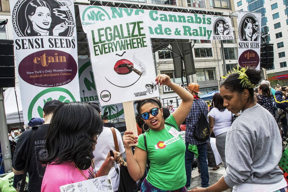 Marijuana arrests in NYC may soon come to an end.