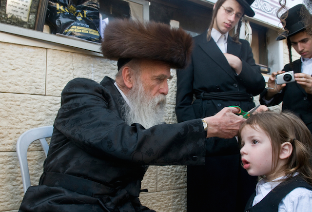 Lag B'Omer is celebrated with bonfires, parades, haircuts and weddings.