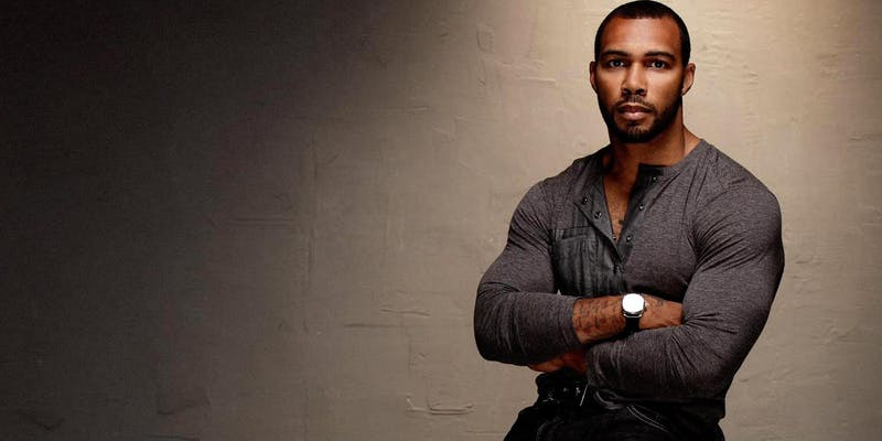 Omari Hardwick debuts one-man-show at the Billie Holiday Theatre