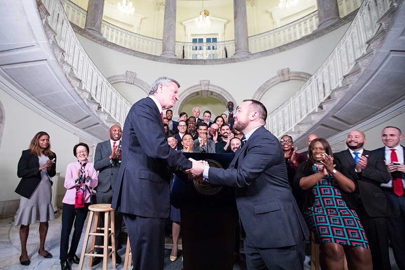 NYC Fiscal Budget 2019