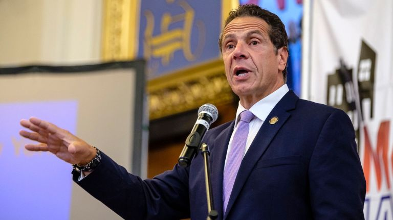 Gov. Cuomo annouced 1,000 affordable senior homes for Central Brooklyn