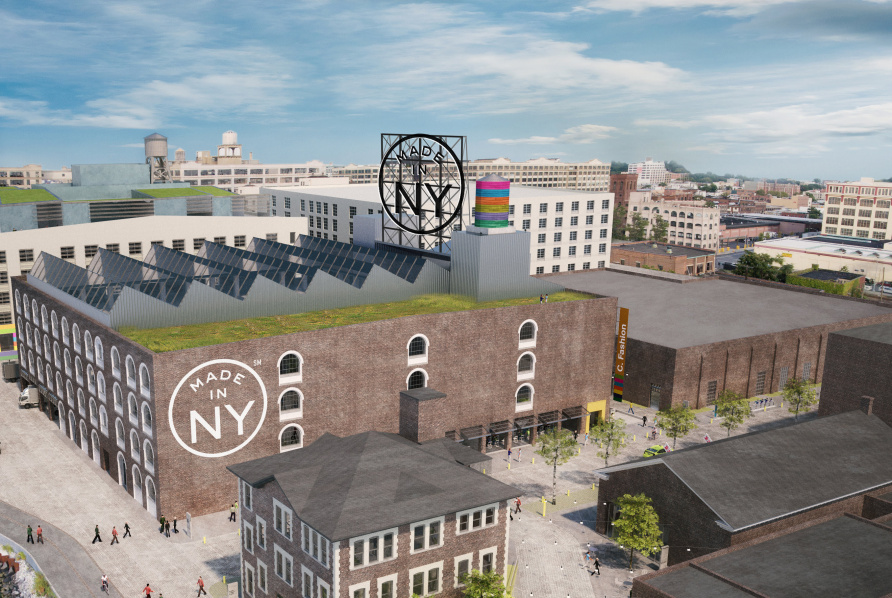 New York City Expanding Film And TV Production In Brooklyn's Sunset Park With New Waterfront Facility