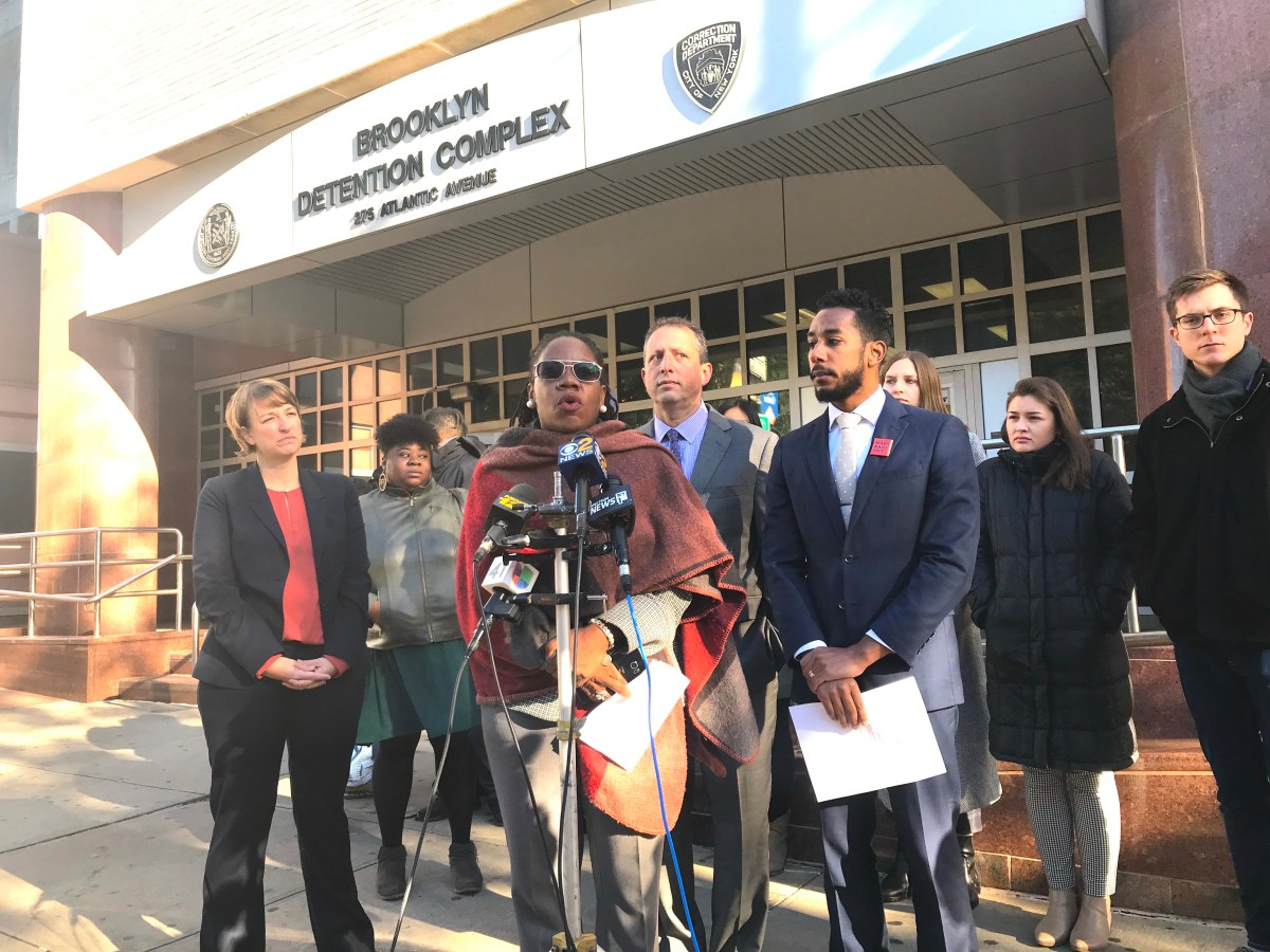 """The """"Mass Bail Out"""" is a, collaborative effort to highlight the criminalization of poverty through the money bail system."""
