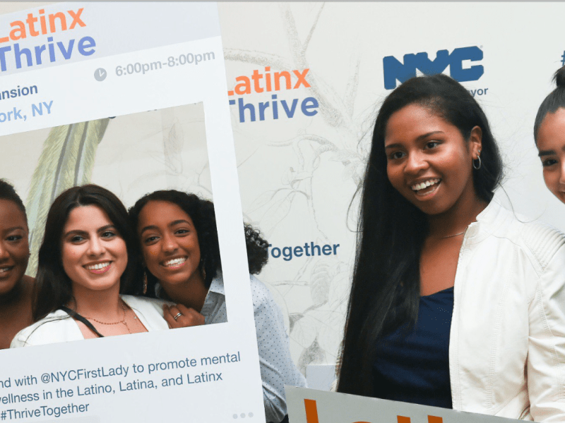 The coalition will work to decrease mental health stigma while connecting more individuals and families to ThriveNYC services.