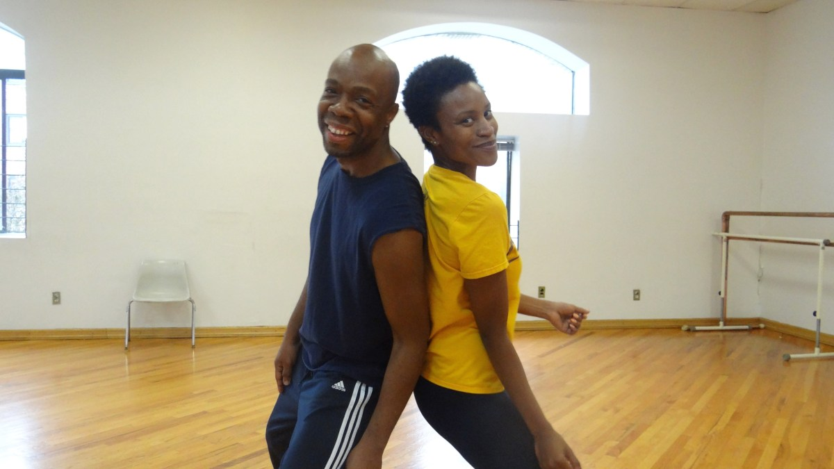 Careitha Davis, Henry Butler, Stars of New York Dance, dance competition, behind the scenes