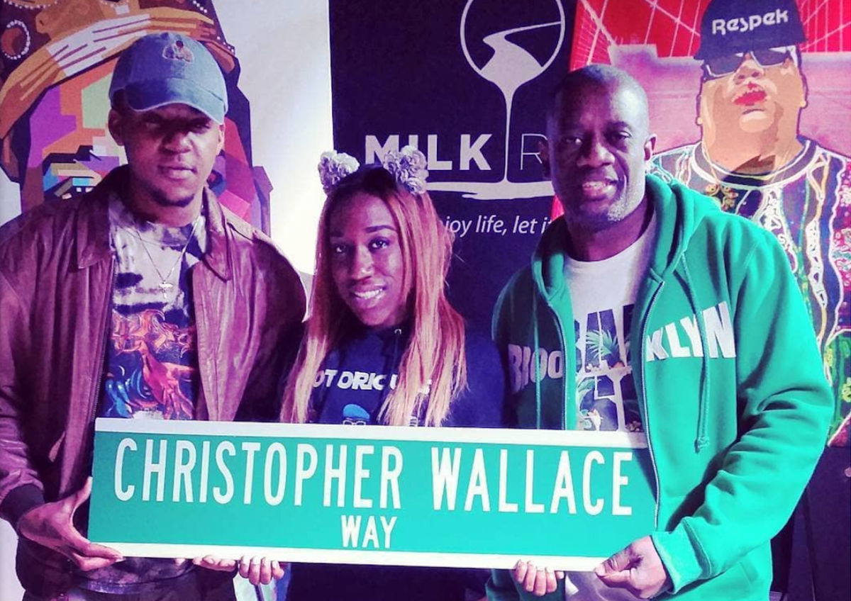 Community Board 2 (CB2) approved on Wednesday the co-naming of the Clinton Hill Street where legendary rapper Christoper Wallace, also known as The Notorious B.I.G., grew up.