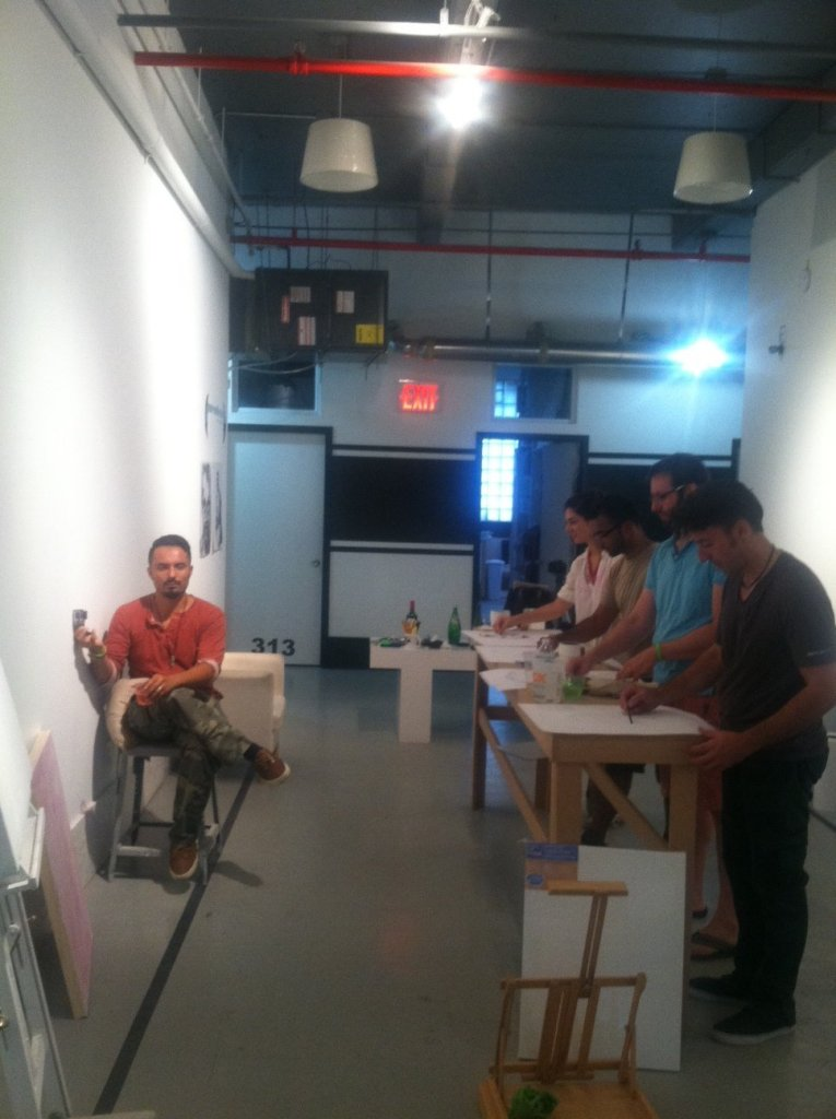 Bushwick's b[x] spaces, a co-working space specifically designed to cater to the needs of local makers and artists, is now looking for investors